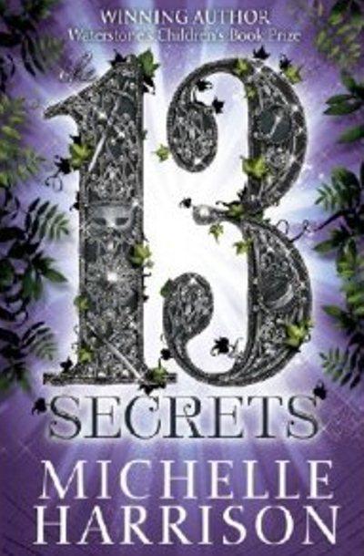 Jacket for 'Thirteen Secrets'