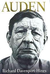 Jacket for 'Auden'