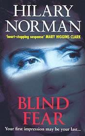 Jacket for 'Blind Fear'