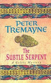 Jacket for 'The Subtle Serpent'