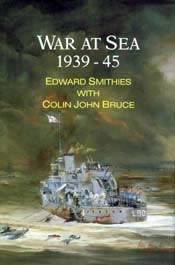 Jacket for 'War at Sea'