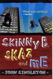Jacket for 'Skinny B, Skaz & Me'