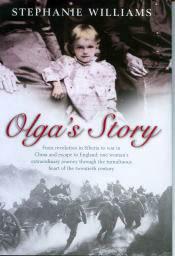 Jacket for 'Olga's Story'