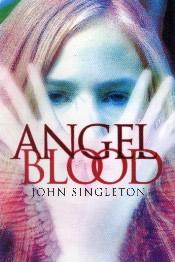 Jacket for 'Angel Blood'