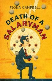 Jacket for 'Death of a Salaryman'