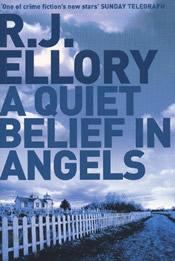 Jacket for 'A Quiet Belief in Angels'