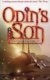 Jacket for 'Odin's Son'