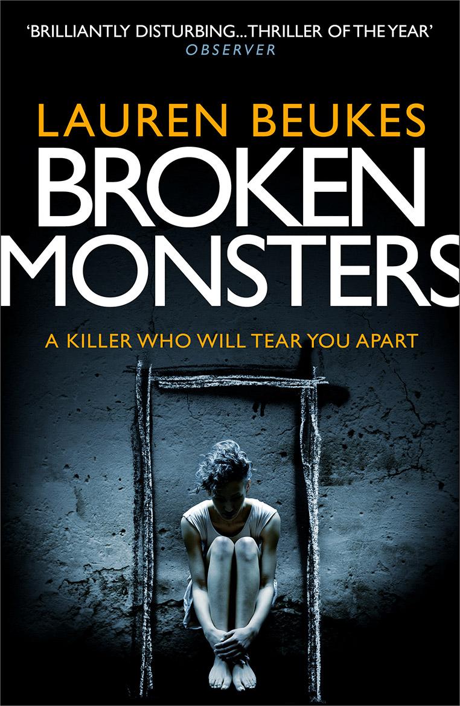 Jacket for 'Broken Monsters'