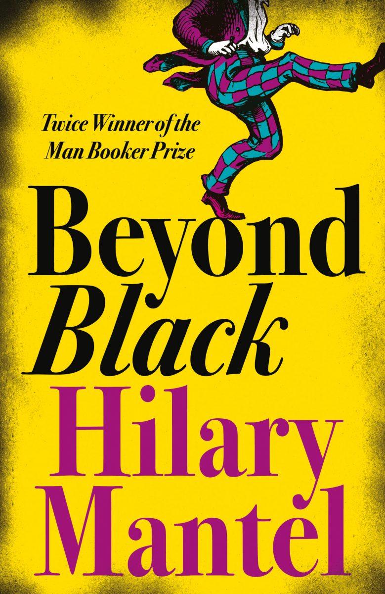 Jacket for 'Beyond Black'