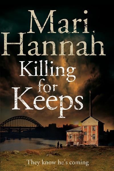 Jacket for 'Killing for Keeps'
