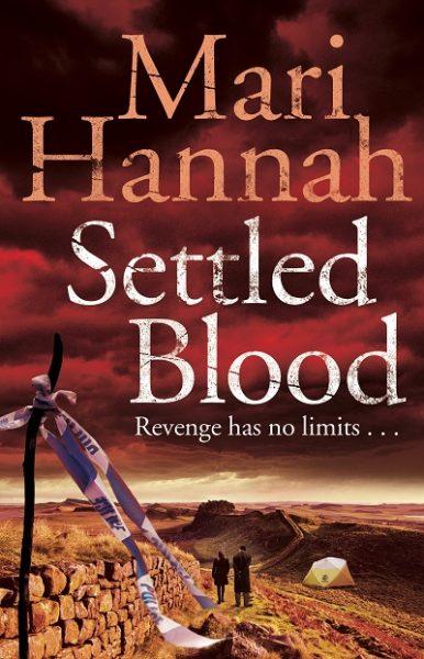Jacket for 'Settled Blood'