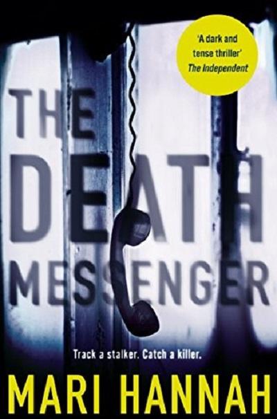 Jacket for 'The Death Messenger'