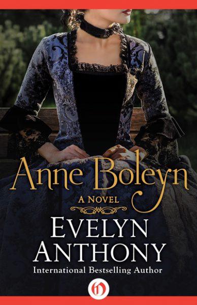 Jacket for 'Anne Boleyn'