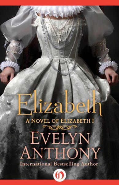 Jacket for 'Elizabeth'