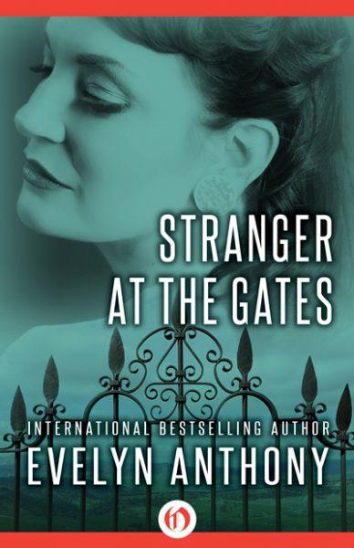 Jacket for 'Stranger at the Gates'