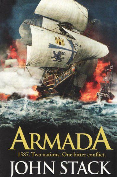 Jacket for 'Armada'
