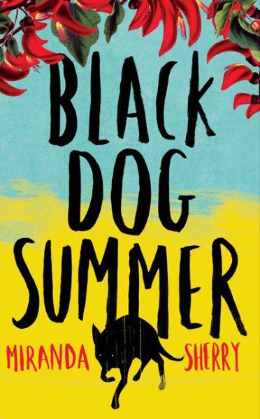 Jacket for 'Black Dog Summer'