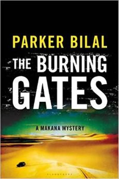 Jacket for 'The Burning Gates'