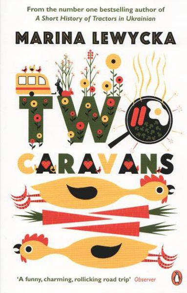 Jacket for 'Two Caravans'