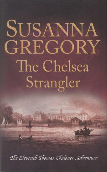Jacket for 'The Chelsea Strangler'