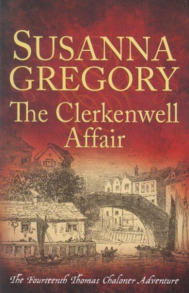 Jacket for 'The Clerkenwell Affair'