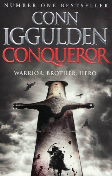 Jacket for 'Conqueror'