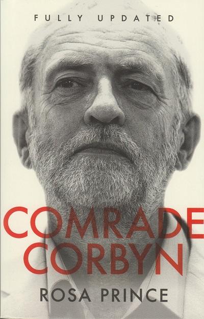Jacket for 'Comrade Corbyn'