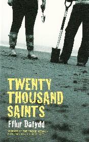 Jacket for 'Twenty Thousand Saints'