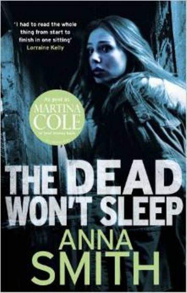 Jacket for 'The Dead Won't Sleep'