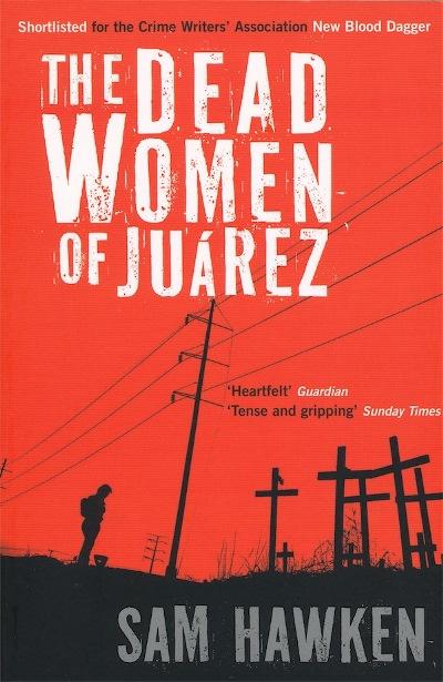 Jacket for 'The Dead Women of Juárez'