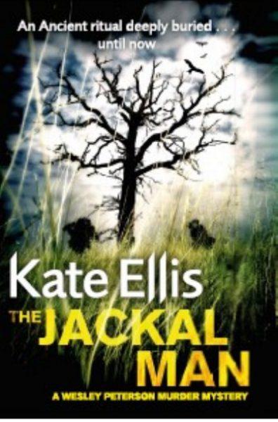 Jacket for 'The Jackal Man'