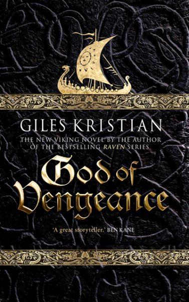 Jacket for 'God of Vengeance'