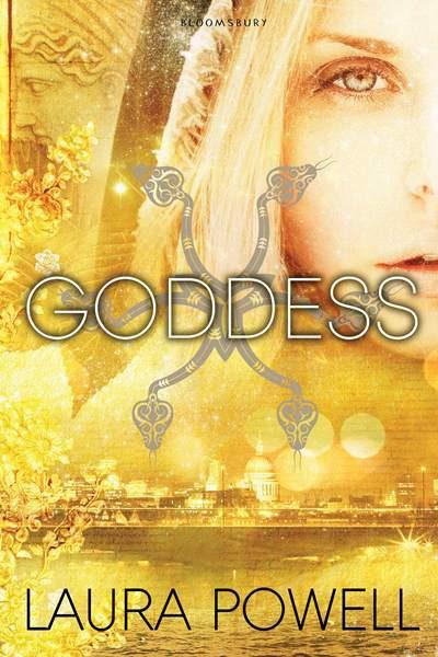 Jacket for 'Goddess'