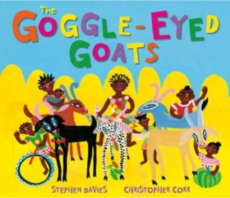Jacket for 'Goggle Eyed Goats'