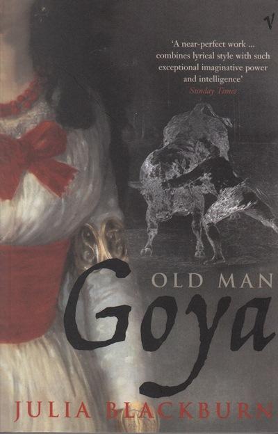 Jacket for 'Old Man Goya'