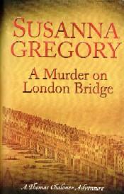 Jacket for 'A Murder on London Bridge'
