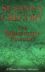 Jacket for 'The Westminster Poisoner'