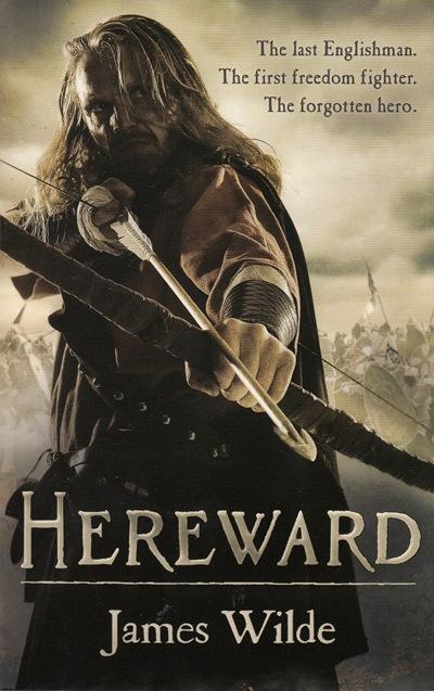 Jacket for 'Hereward'