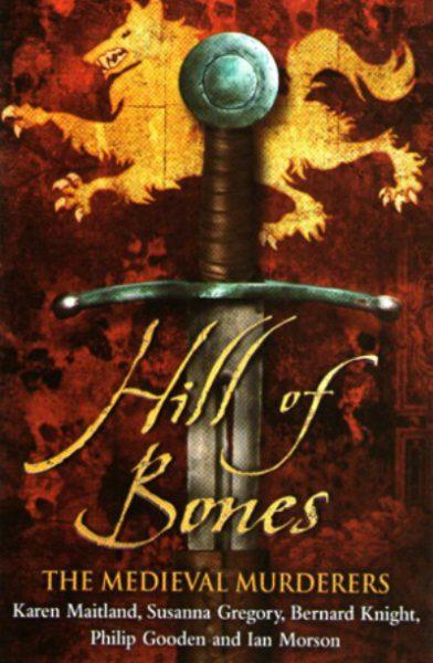 Jacket for 'Hill of Bones'