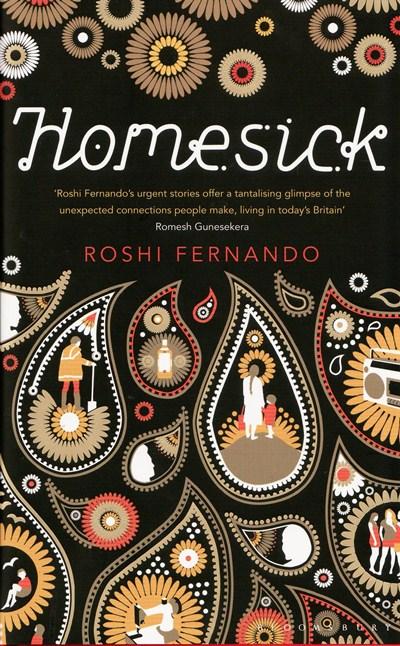 Jacket for 'Homesick'