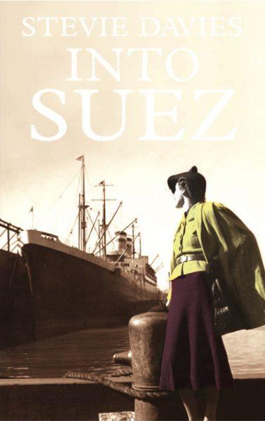 Jacket for 'Into Suez'