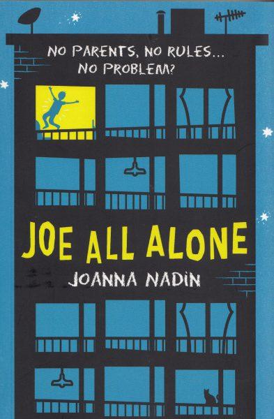 Jacket for 'Joe All Alone'