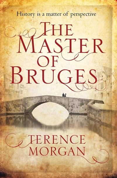 Jacket for 'The Master of Bruges'