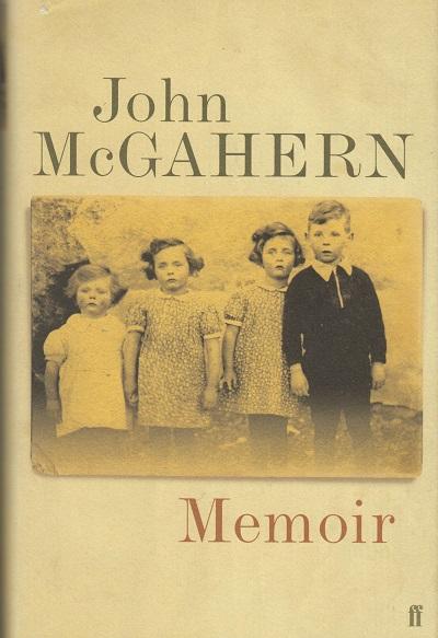 Jacket for 'Memoir'