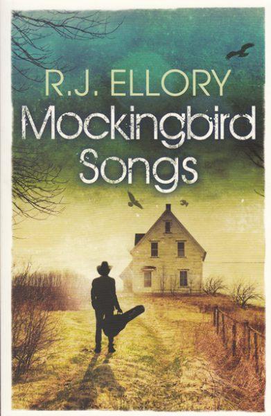 Jacket for 'Mockingbird Songs'