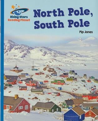 Jacket for 'North Pole, South Pole'