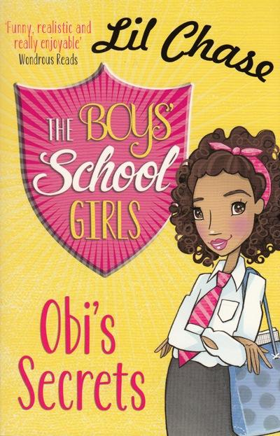 Jacket for 'The Boys' School Girls. Obi's Secrets'
