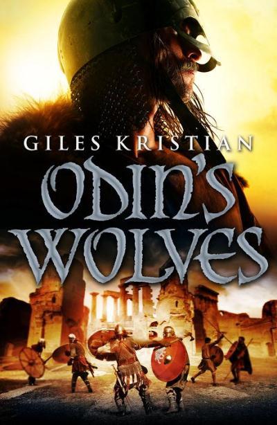 Jacket for 'Odin's Wolves'