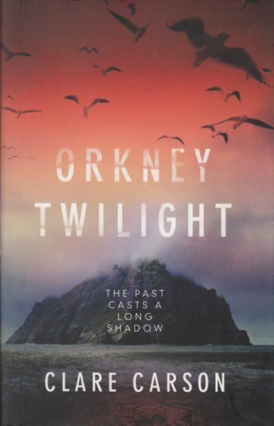 Jacket for 'Orkney Twilight'