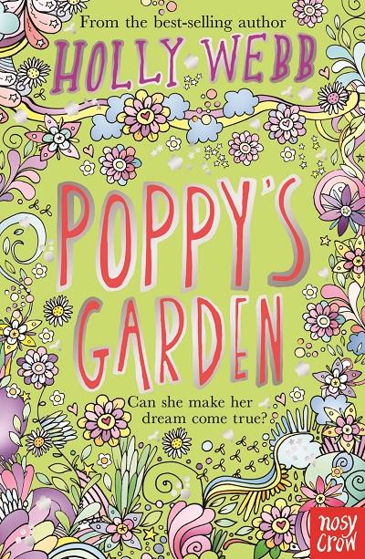 Jacket for 'Poppy's Garden'